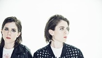 Sister act Tegan and Sara embrace their inner Eurythmics on new album