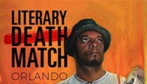 Literary Death Match returns to Lowndes Shakespeare Center for a word circus