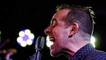 Even solo, Ted Leo is pure fire and soul, with Outer Spaces and Empire Cinema (Will's Pub)