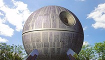 Epcot's Spaceship Earth will become a giant Death Star
