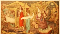 Cornell Fine Arts Museum shows 20th-century paintings from the Zapanta Collection