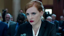 As D.C. lobbyist 'Miss Sloane,' Jessica Chastain takes on the gun lobby