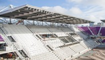 This standing-room only section at Orlando City's new stadium will be insane
