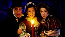 Dickens by Candlelight's telling of 'A Christmas Tale' is exactly how Charles Dickens intended