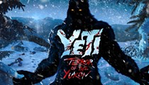 Orlando, get ready to face the Yeti at Universal Studios' Halloween Horror Nights