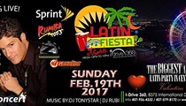 Latin Fiesta Nights Valentine's Edition
