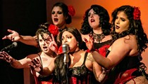 Blacklist Babes return to the Falcon for a night of all-singing, all-dancing burlesque with a beachy theme