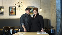 Va and Trina Gregory-Propst make magic out of flour and water at Sette Italian