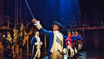 Broadway smash hit 'Hamilton' coming to Orlando