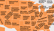 Here's what Floridians have been Googling the most since the election