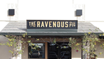 SideWard Brewing and Ravenous Pig are teaming up and we couldn't be happier