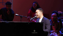John Legend's new Darkness and Light tour is coming to Florida