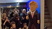 UCF students plan to beat up Donald Trump piñata today
