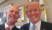 Florida Sen. Rick Scott randomly calls Democrats 'anti-Semitic' to defend Trump's tweets