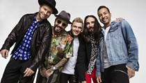 Backstreet Boys compare their 'DNA' at Orlando's Amway Center