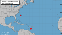 Tropical Storm Dorian rolling toward Caribbean, may weaken over Hispaniola before reaching Florida