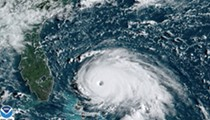 Dorian now a 'catastrophic' Category 5 hurricane, threatens Florida coast