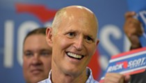 While he was governor, Rick Scott turned down $70 million in federal funds to fight the AIDS epidemic in Florida