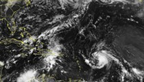 Tropical Storm Jerry just became a Category 1 hurricane