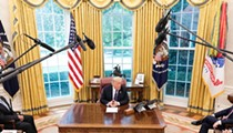 The White House presents a scattershot of impeachment defenses, some contradictory, some conspiratorial, some seemingly from Reddit