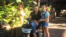 Getting around Orlando when you have extended mobility needs