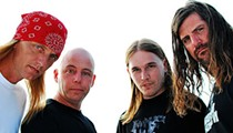 Central Floridian death-metal demigods Atheist to play Orlando next week