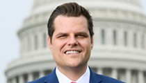 Matt Gaetz's milkshaker gets 15 days, Florida women fight for equal access to strip clubs, and more news you might have missed