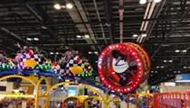 All the theme park sneak peeks we saw at the IAAPA Expo in Orlando