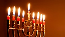 Chanukah on the Park gets lit on Sunday, with music and plenty to nosh