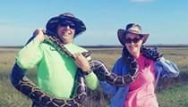Florida's inaugural 'Python Bowl' captures 80 Burmese pythons