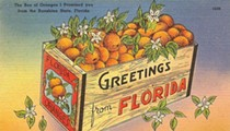 The Florida Senate wants free orange juice flowing again at welcome centers