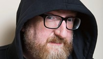 Metal grandpa Brian Posehn will thrash it out in Mills 50 on Sunday