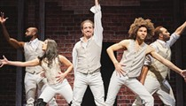 Theater Review: 'Spamilton' parody musical entertains, but gets lost in its own cleverness