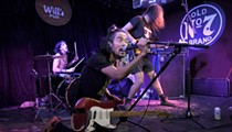 Brooklyn band Bosco Mujo shoot through Will's Pub this Wednesday like a meteor of extreme rock 'n roll
