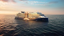 Due to the pandemic, Celebrity Cruises welcomed its latest ship via the internet