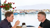Steve Coogan and Rob Brydon's 'Trip to Greece' is a worthwhile sojourn