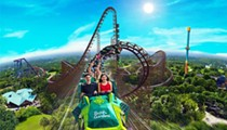 Central Florida's biggest theme parks are still planning plenty of new things this year