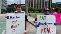 Protest of Florida's unemployment system planned for Orlando's Lake Eola Park