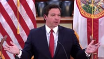 DeSantis said 260 airport employees tested positive for COVID-19. MCO says that's not true