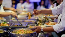The future of buffets may depend on robots like the ones at Orlando's U & Me Hot Pot restaurant