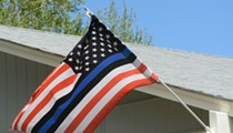 Former Florida sheriff's deputy must remove his 'Blue Lives Matter' flag, says HOA