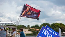 Florida Trump supporters want to set the world record for biggest 'Trumptilla'