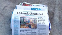 Orlando Sentinel and parent company Tribune Publishing being sued for unpaid rent