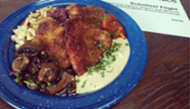 Experience the joy of schnitzel at the Stammtisch x Eola General pop-up this weekend