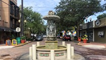 Take a walking tour of the city's oldest bungalows, in Thornton Park, South Eola and Eola Heights