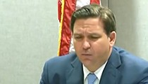 Florida Man changed Gov. Ron DeSantis' voter registration, guv discovers while at an early voting site