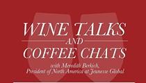 Wine Talks & Coffee Chats