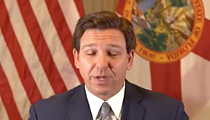 Florida horror film director at work on documentary examining Gov. Ron DeSantis' spine-chilling response to COVID-19