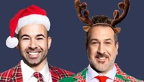 NSYNC's Joey Fatone and James Murray of 'Impractical Jokers' to appear at Orlando's Topgolf Jan. 16