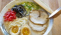 There's a new contender for ramen supremacy in this city and its name is Ramen Takagi